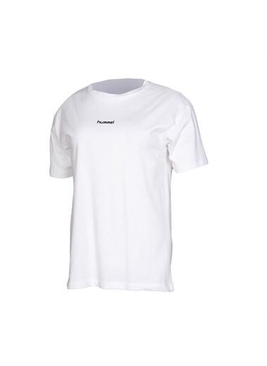 Hummel Hummel 910662 Annah Kısa Kollu Tshirt Beyaz